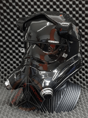 First Order TIE Pilot Helmet (TFA, Finished)