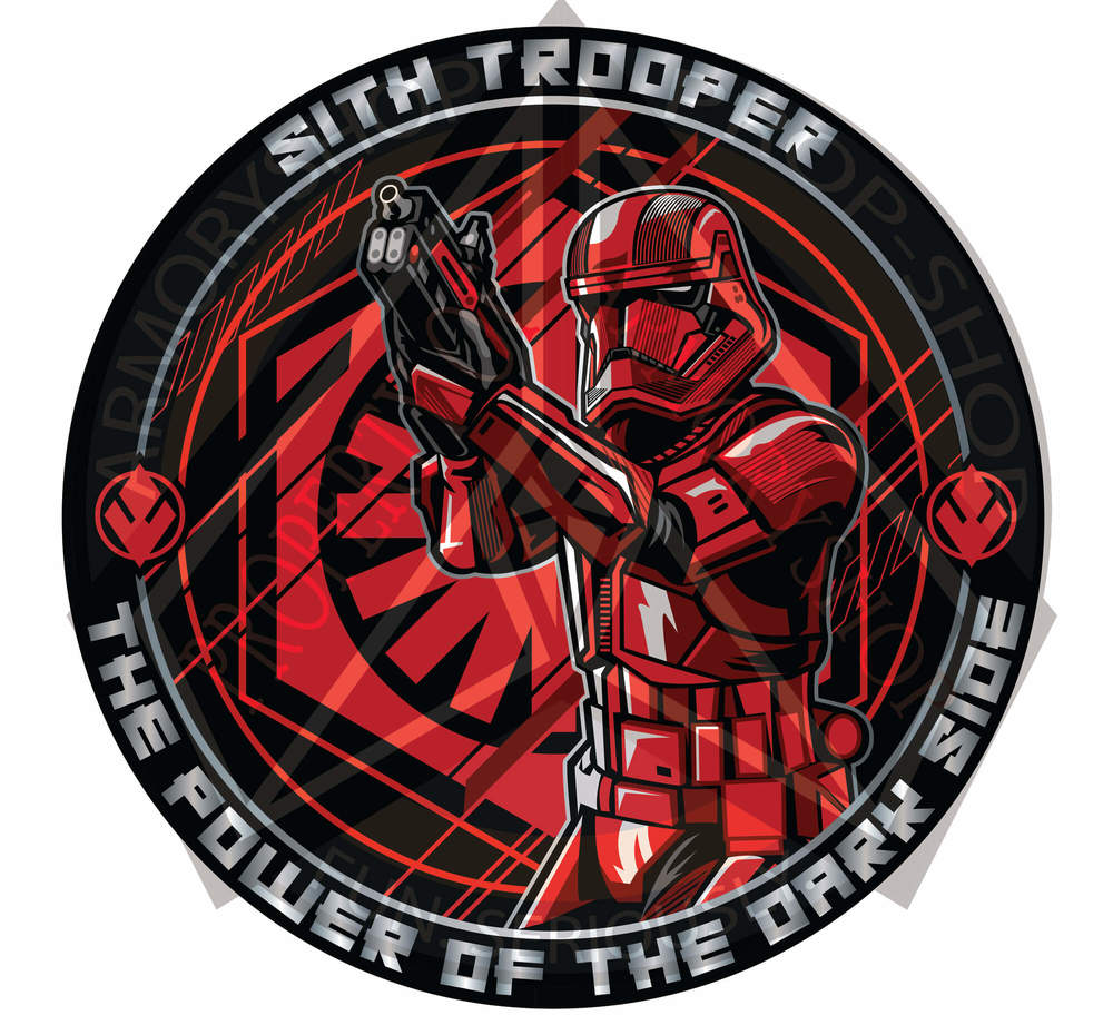 Sith Trooper Patch