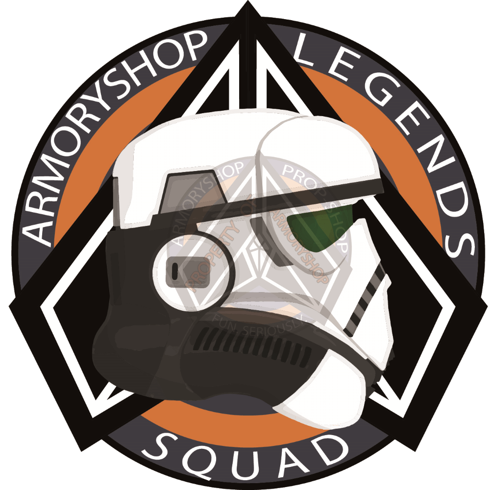 ArmoryShop Legends Patrol Trooper Sticker