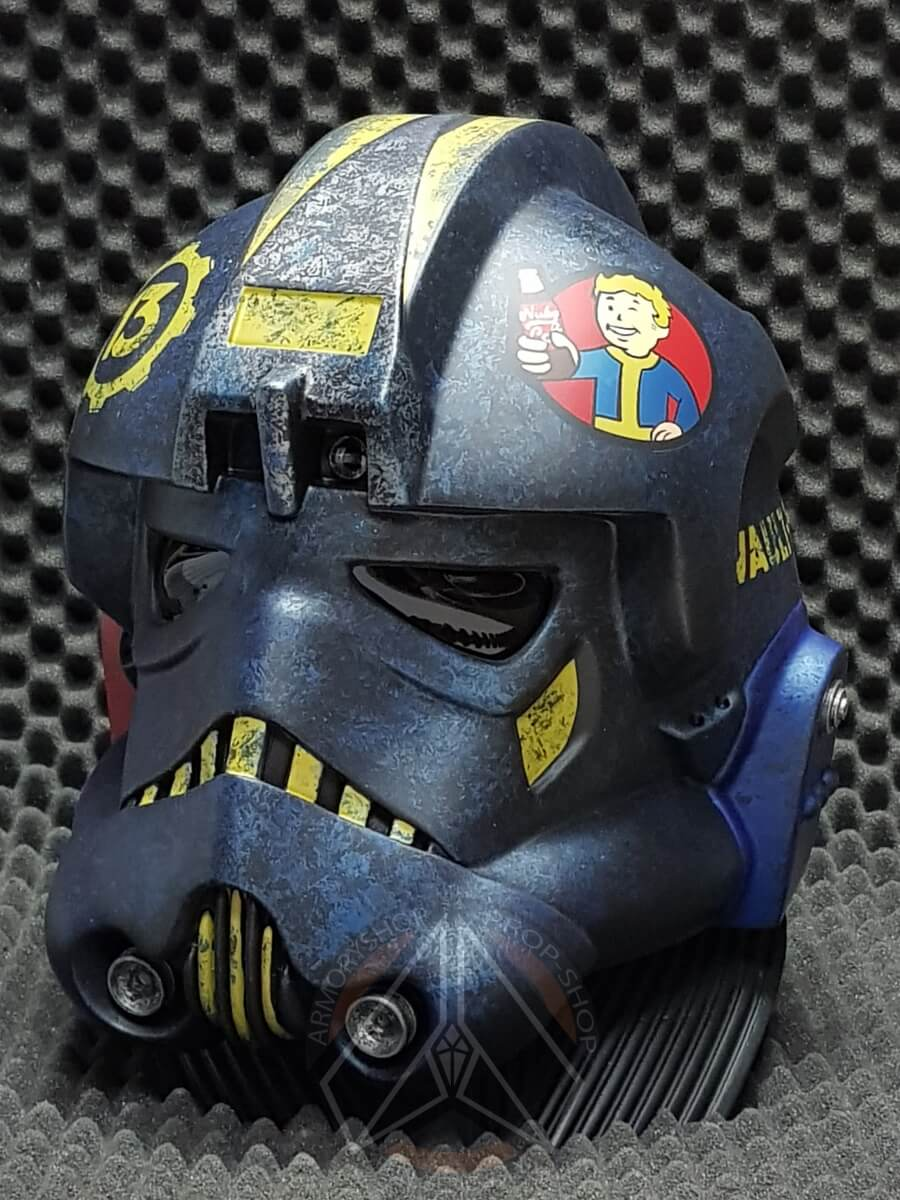 The 13th - R1 Imperial TIE Helmet (Art Project)