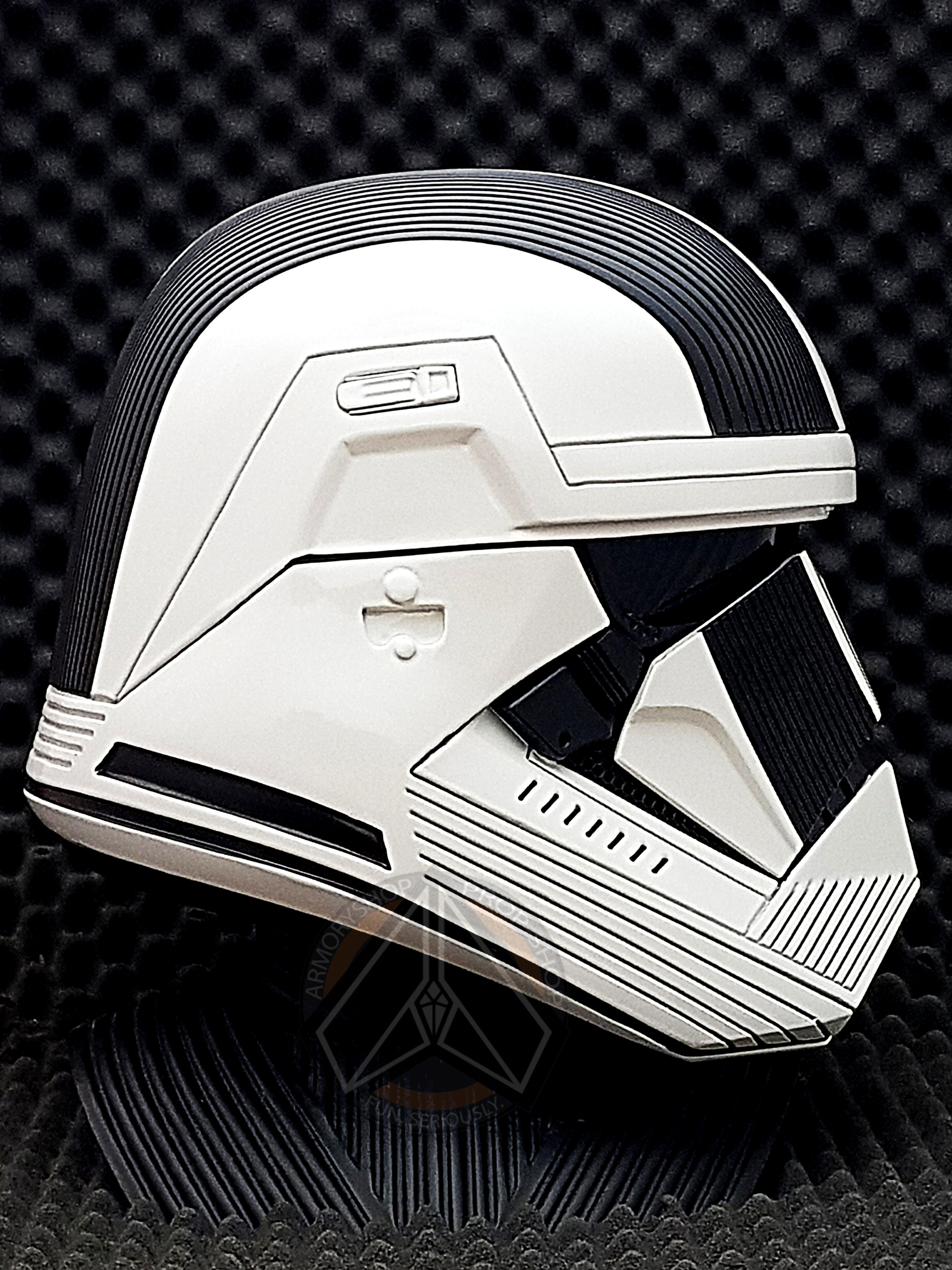 First Order Sith Spec OPS Helmet (Expanded, Finished)