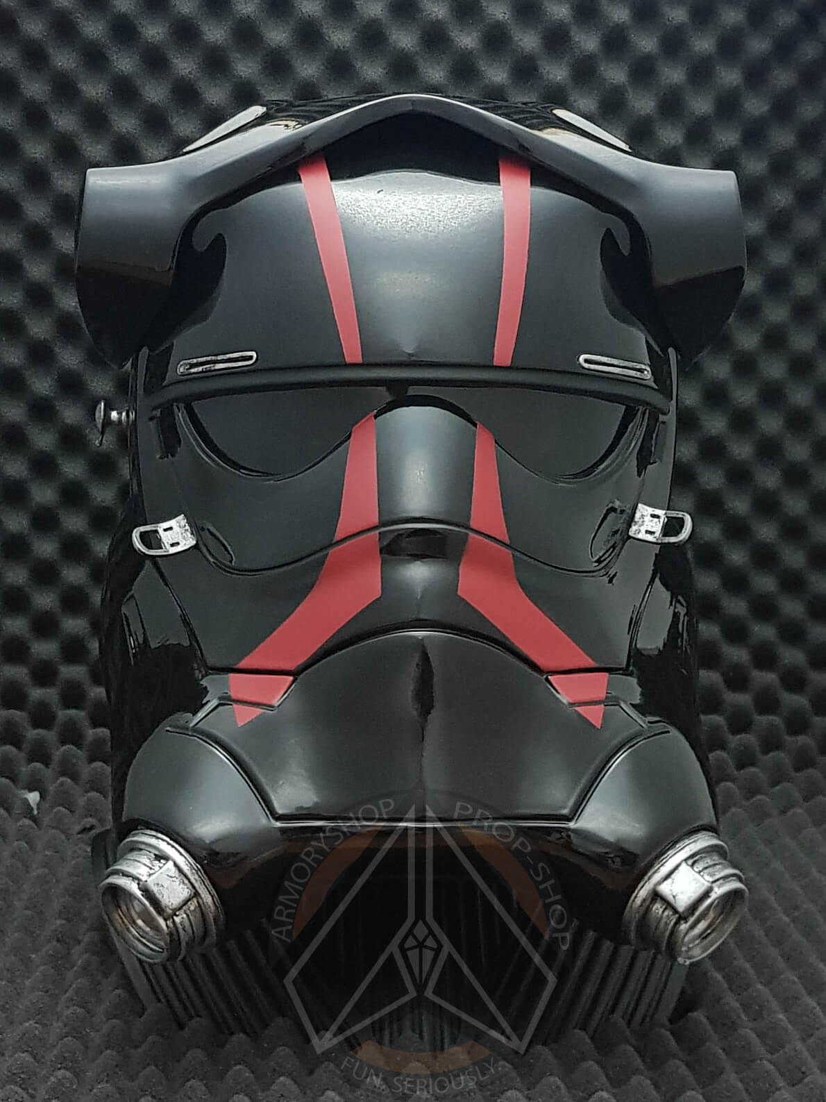 First Order TIE Pilot Special Forces Helmet (TFA, Finished)