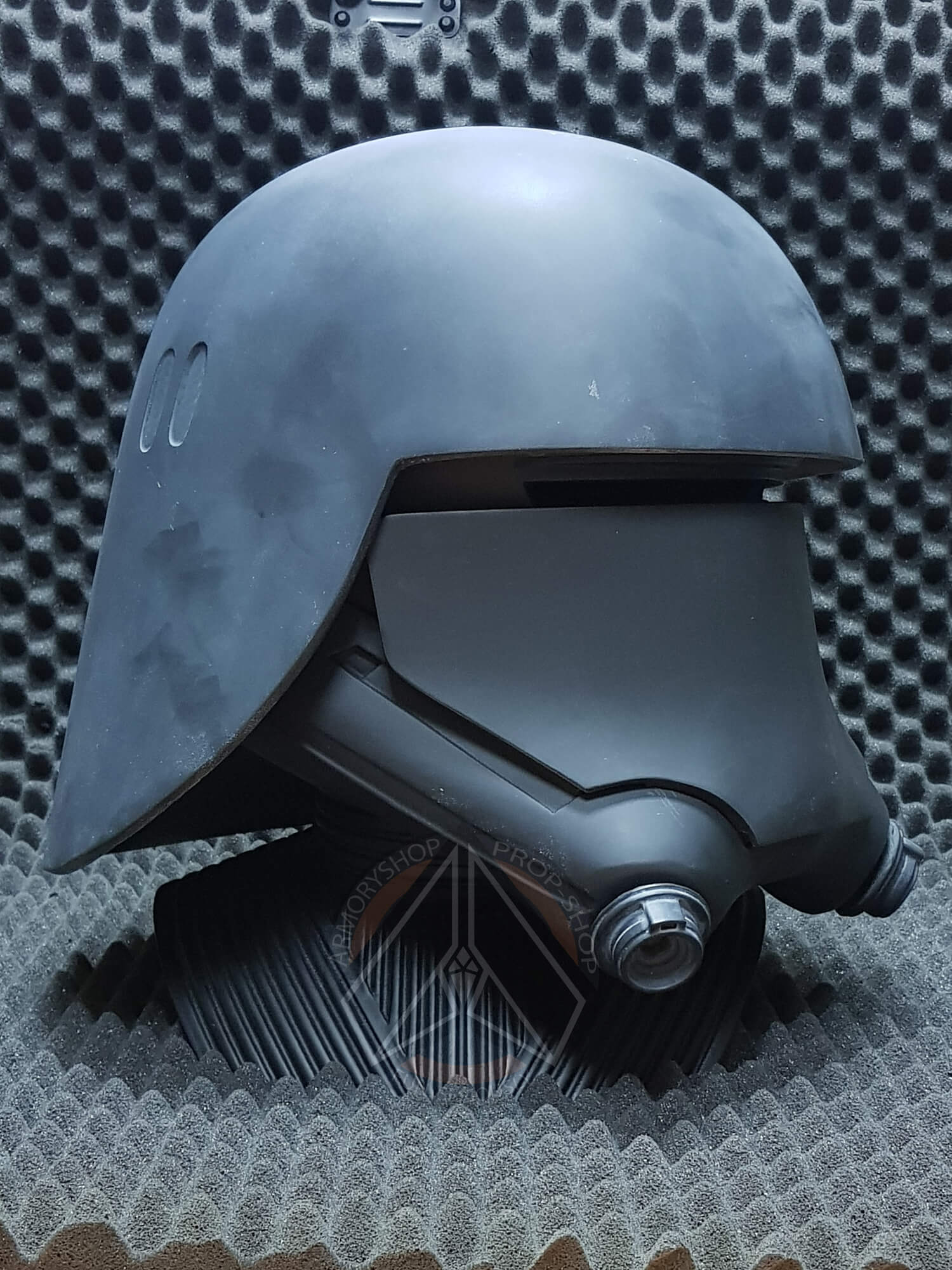 First Order SnowTrooper Assault Helmet (TFA / TLJ, Raw)