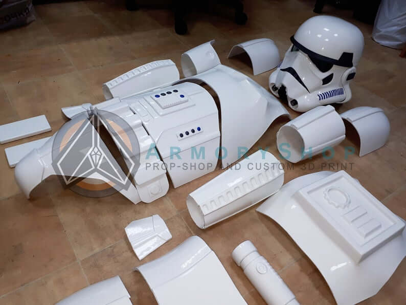 details of ANH Stormtrooper armor