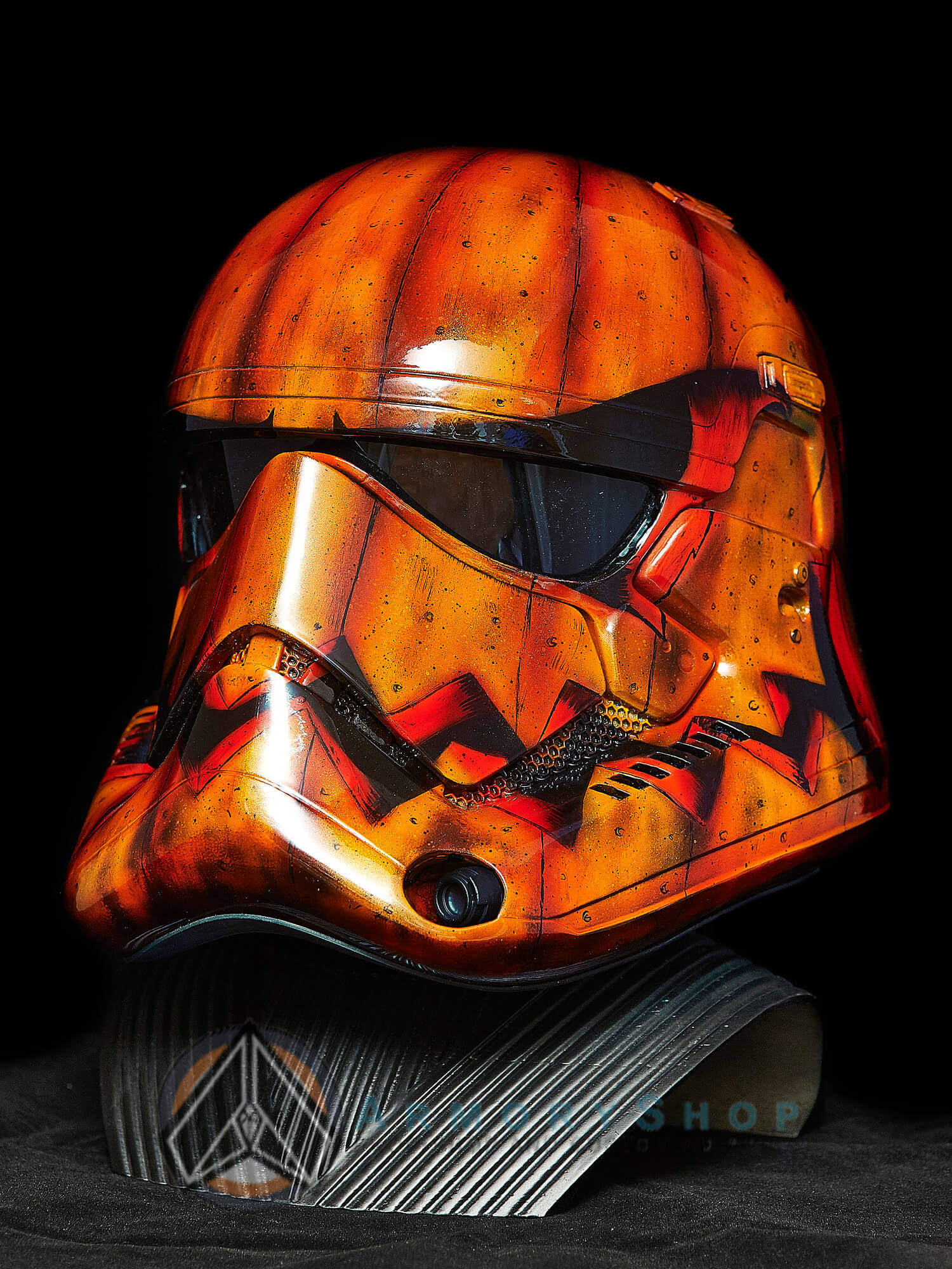 PUMPKINHEAD - Stormtrooper Helmet (Art Project)