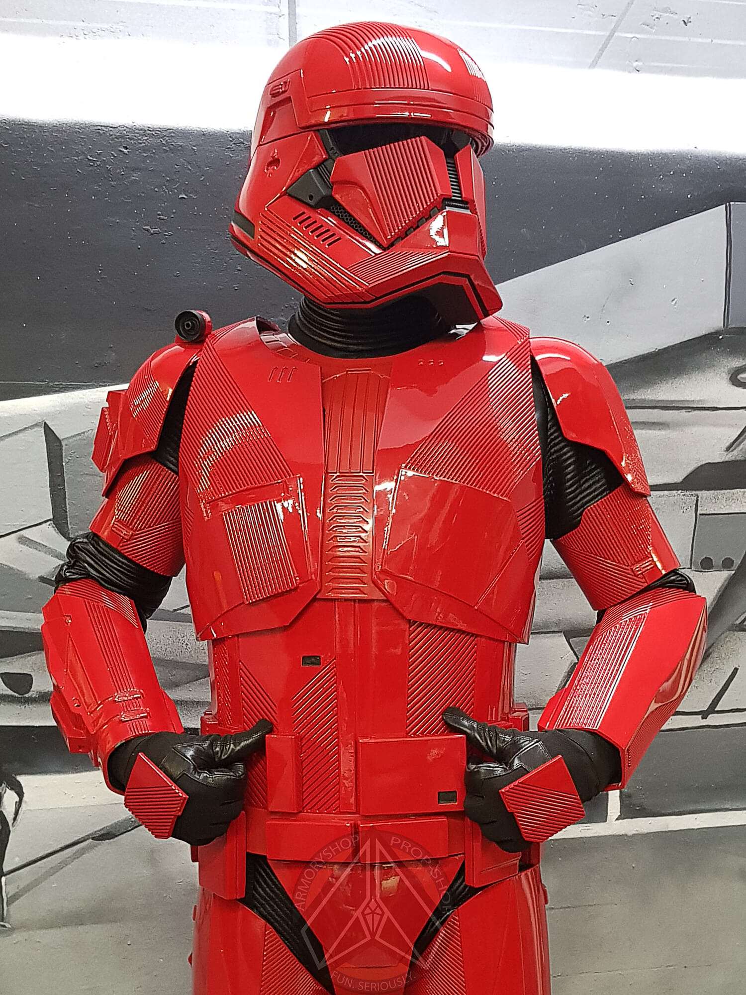 Sith Trooper Armor (TROS, Raw)