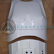 ANH Stormtrooper RAW Armor 3D-Printed Star Wars