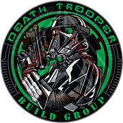 Death Trooper Build Group Patch